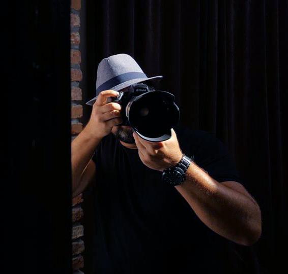 fotografie profil Andi Iliescu